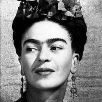 Frida Kahlo pictures - MyDaily UK. Strong and beautiful.