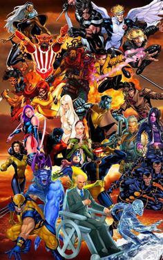 The muthalovin' X-men. Comic Movies, Comic Book Characters, Comic Book Heroes, Marvel Characters, Comic Books, Comic Art, Marvel Xmen, Marvel Comics Art, Marvel Heroes