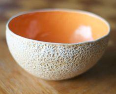 gorgeous melon bowl
