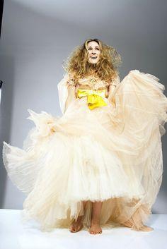 Sarah Jessica Parker Fashion Editorials | POPSUGAR Fashion