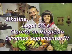 Lugol5% e Cloreto de Magnésio devemos suplementar? Daniél Rocha responde