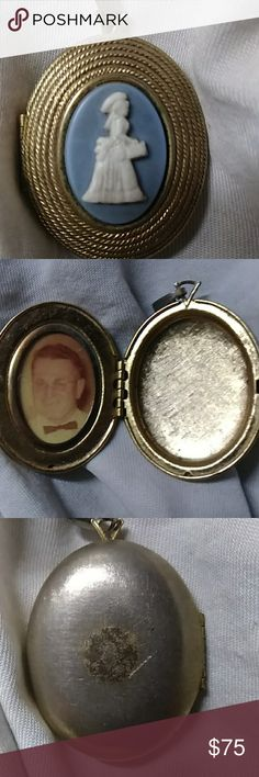 Antique Cameo Locket Very Rare Antique Cameo Locket Very Rare. Inherited from Grandmother's Estate. Antique Jewelry Necklaces