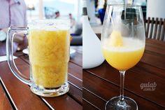 Rio: 23 Ocean Lounge e Restaurante Galani - Caesar Park - Gulab