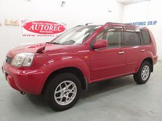Japanese vehicles to the world: 19502T8N7 2002 Nissan X-trail 4WD for PNG to Port ...
