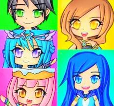 ITFUNNEH   Funneh and the Krew   Minecraft fan art ...