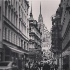 Orlì street, Brno (CZ)