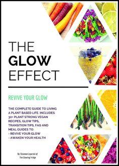 The glowingfridge.com vegan blog Plant Based Vegan Starter Guide