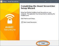 avast secureline offline installer