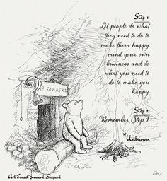 Shepard's Original Winnie the Pooh Drawings. Shepard's drawings are considered to be Classic Pooh and capture the imagined world of the 100 Acre Wood in their rough yet detailed style. Winnie The Pooh Drawing, Winnie The Pooh Quotes, Piglet Quotes, Art And Illustration, Book Illustrations, Eh Shepard, House At Pooh Corner, Hundred Acre Woods, Disney Quotes
