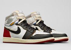 af2a56a7fd5f UNION x Air Jordan 1 UNION x Air Jordan 1 Releases On November 17th Black  Toe