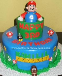 A Piece of Cake Bakery Cakes for Kids party ideas Pinterest