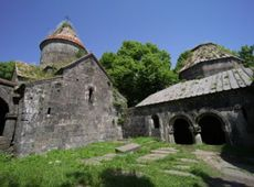 Caucasus: Azerbaijan, Georgia, Armenia Tour - April 2014