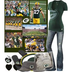 Outfit -- Green Bay Packers