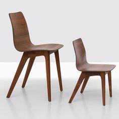 Morph Kid Formstelle Childs Wooden Chair Zeitraum