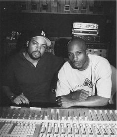 Ice Cube and DMX
