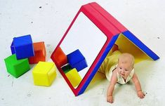 Madeline's Mirror Tent for Children