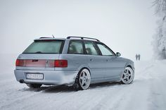 Audi RS2 Avant | Flickr - Photo Sharing!