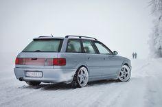 Audi RS2 Avant | Flickr - Photo Sharing!