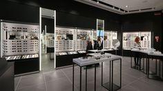 A&T Consulting Sunglass Hut | Avancorpo T3 Aeroporto Fiumicino - A&T Consulting  #SunglassHut #Fashion #Accessory #Retail #Store #Interior #Architecture #Airport #AvancorpoT3 #ATConsulting
