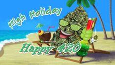 Happy 420, High Holidays, Weed Memes, Christmas Ornaments, Holiday Decor, Christmas Jewelry, Christmas Decorations, Christmas Decor
