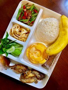 Bento Ideas, Bento Recipes, Healthy Recipes, Snack Box, Lunch Box, Asian Babies, Indonesian Food, Diy Food, Asian Recipes