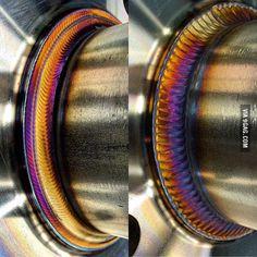 Sometimes I like to weld