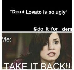 Seriously take it back!