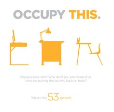 occupy this. #ows