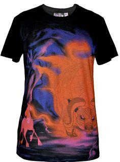 OFFICIAL the last #unicorn stand off #T-Shirt by #NewBreedGirl  #THELASTUNICORN #REDBULL