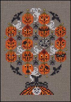 Haunted Pumpkins Tree.
