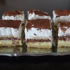 24 ellenállhatatlanul krémes süti, amiből legalább egyet el kell készítened karácsonyig   Nosalty Poppy Cake, Tiramisu, Food And Drink, Sweets, Ethnic Recipes, Desserts, Chocolate Candies, Pies, Kuchen