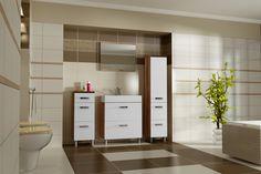 Koupelnový set Inge / bathroom furniture Bathroom Furniture, Divider, Sweet Home, Home Decor, Decoration Home, House Beautiful, Room Decor, Bathroom Storage Furniture, Vanities