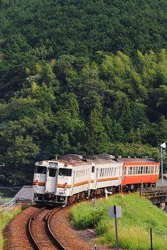 Atashika Station, Japan Railways, Kumano, Mie Prefecture, Japan