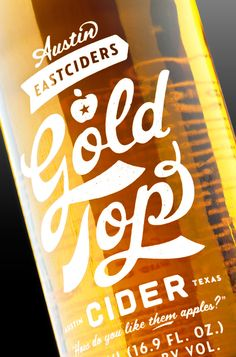 Austin Gold Top Eastciders