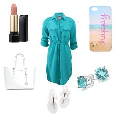 Untitled #5 by daya-turntup on Polyvore featuring polyvore, fashion, style, Haute Hippie, MICHAEL Michael Kors, Bling Jewelry and Lancôme