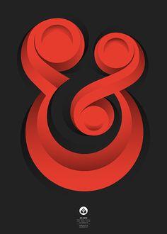My Ampersand by Ales Santos