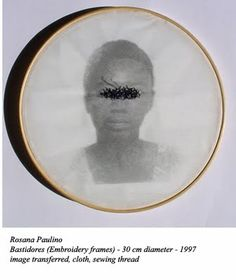 Rosana Paulino: exploring issues such as equality, inclusion and identity