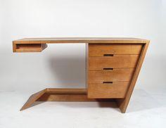 Hayden Hall Desk Dan Johnson 1947