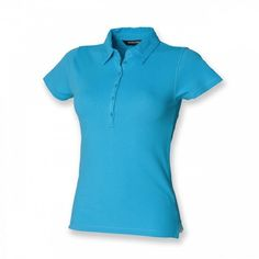 Kit4Kings Ladies Polo Shirt - Queen Be part of the Kit4Kings Polo Team with this Polo shirt made using ultra soft smooth micro pique fabric It has a