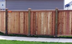 Western red cedar is a high-quality grade wood that has a number of amazing benefits. Read more to learn what makes a cedar fence the best type of wood fence!