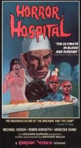 Image result for hairy holidays horror hospital