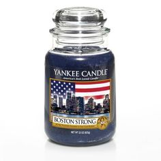 Yankee Candle - Boston Strong Edition #