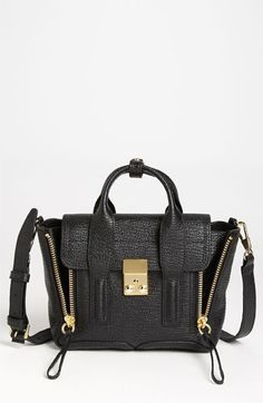 Obviously im obsessed about philip lim pashli satchel. i js cant decide which color, which size (medium or mini)....