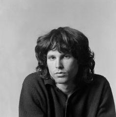 Jim Morrison by Joel Brodsky, 1966
