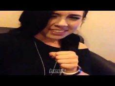 Demi Lovato singing Heart Attack in shower - Marissa Callahan - YouTube