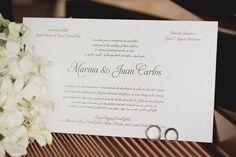 Identidade visual | Convite | Invite | Convite de casamento | Inesquecivel Casamento | Wedding invitation | Visual identity | Wedding visual identity | Convite tradicional
