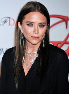 Mary-Kate at the CFDA awards in 2012 (via olsensobsessive.com)