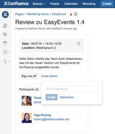 Easy Events Invite 1