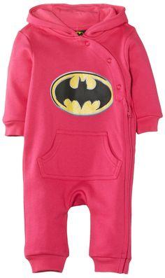 Batman Baby Girl's Onesie Clothing Set: Amazon.co.uk