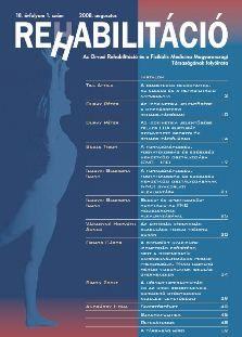 Magyar Rehabilitációs Társaság On-line